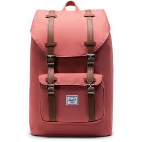 Herschel Little America Mid-Volume Backpack 17l, rouge